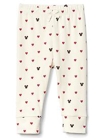 babyGap &#124 Disney Baby Minnie Mouse and hearts pants
