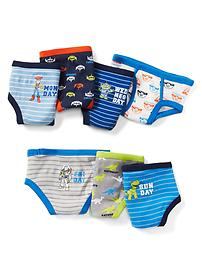 babyGap &#124 Disney Baby Toy Story days-of-the-week briefs (7-pack)