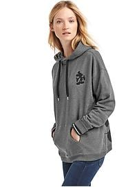 Gap &#124 Disney Mickey Mouse pullover hoodie