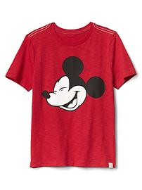 GapKids &#124 Disney Mickey Mouse graphic tee