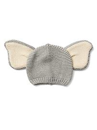 babyGap &#124 Disney Baby Dumbo sweater hat