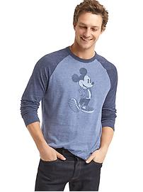 Gap &#124 Disney Mickey Mouse baseball tee