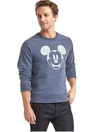 Gap &#124 Disney Mickey Mouse crew sweatshirt
