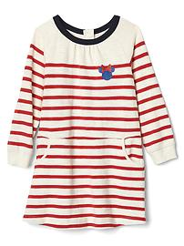 babyGap &#124 Disney Baby Minnie Mouse stripe dress