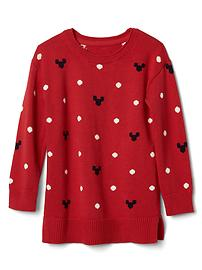 babyGap &#124 Disney Baby Mickey Mouse and dots sweater tunic