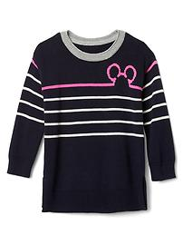 babyGap &#124 Disney Baby Mickey Mouse stripe sweater tunic