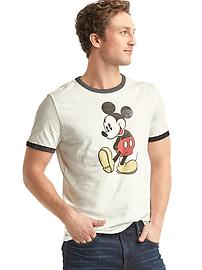 Gap &#124 Disney Mickey Mouse short sleeve tee