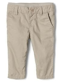 Pull-on khakis