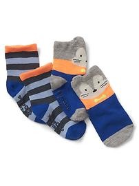babyGap &#124 Disney Baby Dumbo mouse socks (2-pairs)