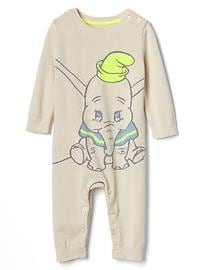 babyGap &#124 Disney Baby Dumbo sweater one-piece