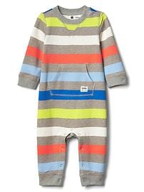 babyGap &#124 Disney Baby Dumbo stripe kanga one-piece
