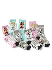 babyGap &#124 Disney Baby Frozen days-of-the-week socks (7-pairs)