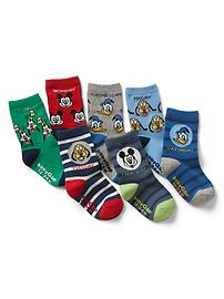 babyGap &#124 Disney Baby friendship days-of-the-week socks (7-pairs)