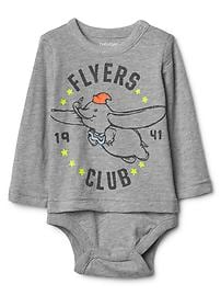 babyGap &#124 Disney Baby Dumbo graphic body double