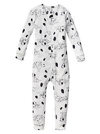babyGap &#124 Disney Baby 101 Dalmatians sleep one-piece