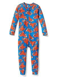 babyGap &#124 Disney Baby Hank sleep one-piece