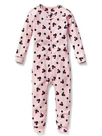 babyGap &#124 Disney Baby Minnie Mouse sleep one-piece