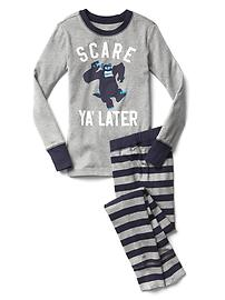 GapKids &#124 Disney Monsters Inc. graphic sleep set