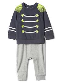 babyGap &#124 Disney Baby Dumbo band leader double-layer one-piece