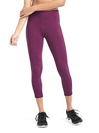 GapFit Breathe gFast cotton capris