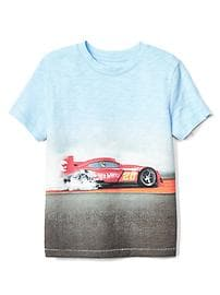 babyGap &#124 Hot Wheels&#169 半袖Tシャツ