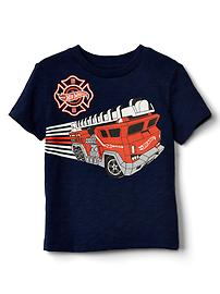babyGap &#124 Hot Wheel&#169 蓄光Tシャツ