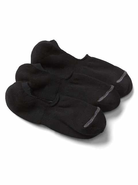 No show socks (3-pack)