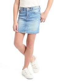 1969 classic denim skirt