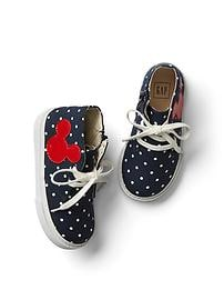 babyGap &#124 Disney Baby Mickey Mouse and dots sneakers