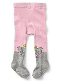 babyGap &#124 Disney Baby Dumbo sweater tights