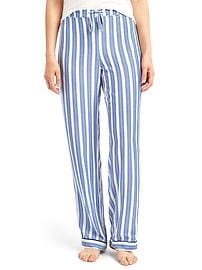 Piping sleep pants