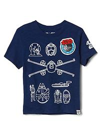 GapKids &#124 Star Wars&#153 蓄光Tシャツ
