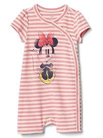 babyGap &#124 Disney Baby Minnie Mouse ショートオール