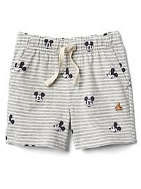 babyGap &#124 Disney Baby Mickey Mouse ショートパンツ