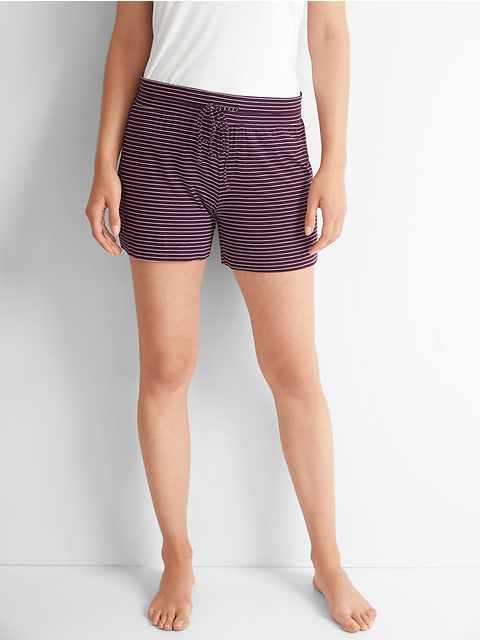 Pure Body Essentials modal shorts