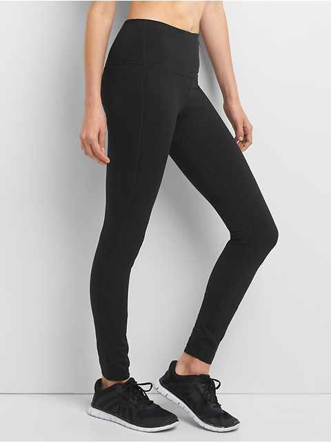 GapFit Blackout Technology gFast high rise leggings