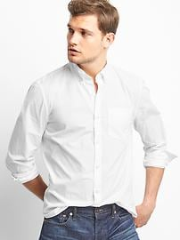 True wash slim fit shirt