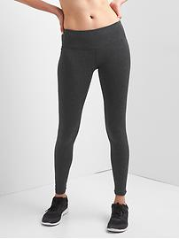 GapFit gFast heathered leggings