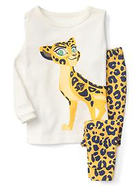 babyGap &#124 Disney Baby The Lion Guard Fuli パジャマセット