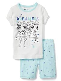 GapKids &#124 Disney Minnie Mouse カプリパンツ パジャマセット