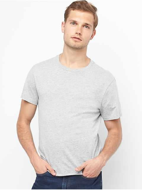 Essential short-sleeve crew t-shirt