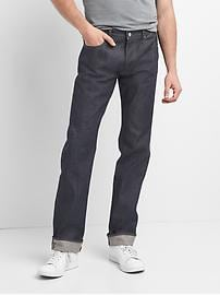 Straight fit jeans (Japanese selvedge)