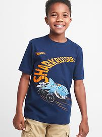 GapKids &#124 Hot Wheels&#169 半袖Tシャツ