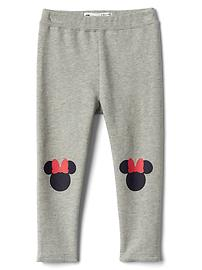 babyGap &#124 Disney Baby Minnie Mouse ソフトテリー レギンス