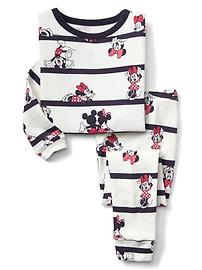 babyGap &#124 Disney Baby Mickey Mouse and Minnie Mouse パジャマセット