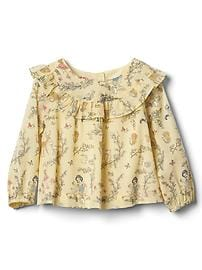 babyGap &#124 Disney Baby Snow White and the Seven Dwarfs フリルトップス