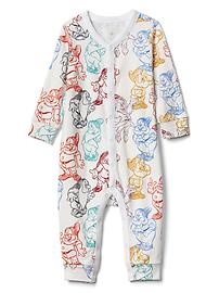 babyGap &#124 Disney Baby Snow White and the Seven Dwarfs ボディオール