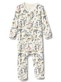 babyGap &#124 Disney Baby Snow White and Seven Dwarfs 足つきボディオール