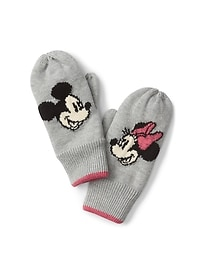 GapKids &#124 Disney Mickey Mouse and Minnie Mouse ミトン