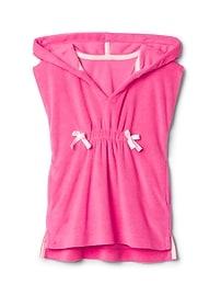 Cozy beach cover up hoodie